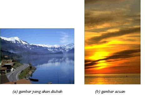 Tutorial Adobe Photoshop - Match Color