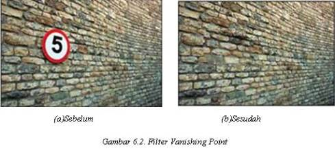 Tutorial Adobe Photoshop - Filter Vanishing Point