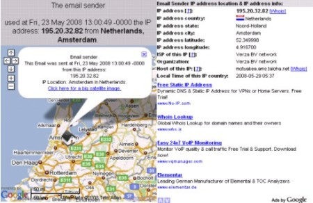 trace mengetahui identitas pengirim email image