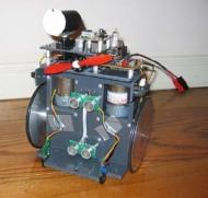 tutorial membuat robot cerdas contoh robot cerdas